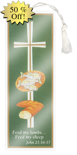 Eucharistic Minister Bookmark