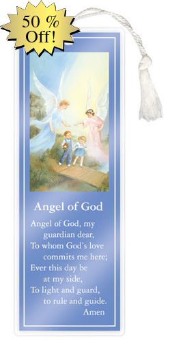 Angel of God Bookmark