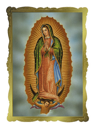 Our Lady of Guadalupe (Spanish)