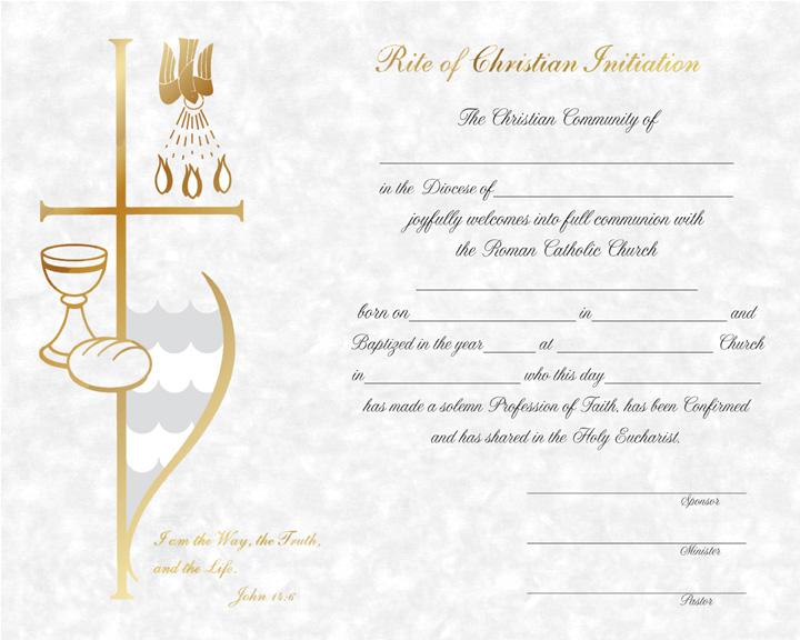 Rcia - Rcia Certificate