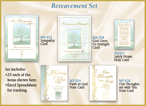 Bereavement Set