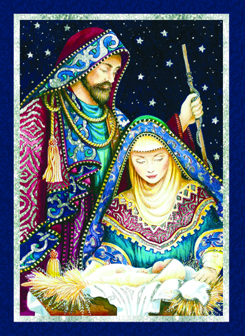 Cards - Holy Family